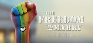 """Freedom to Marry"" screening with Mary Bonauto"